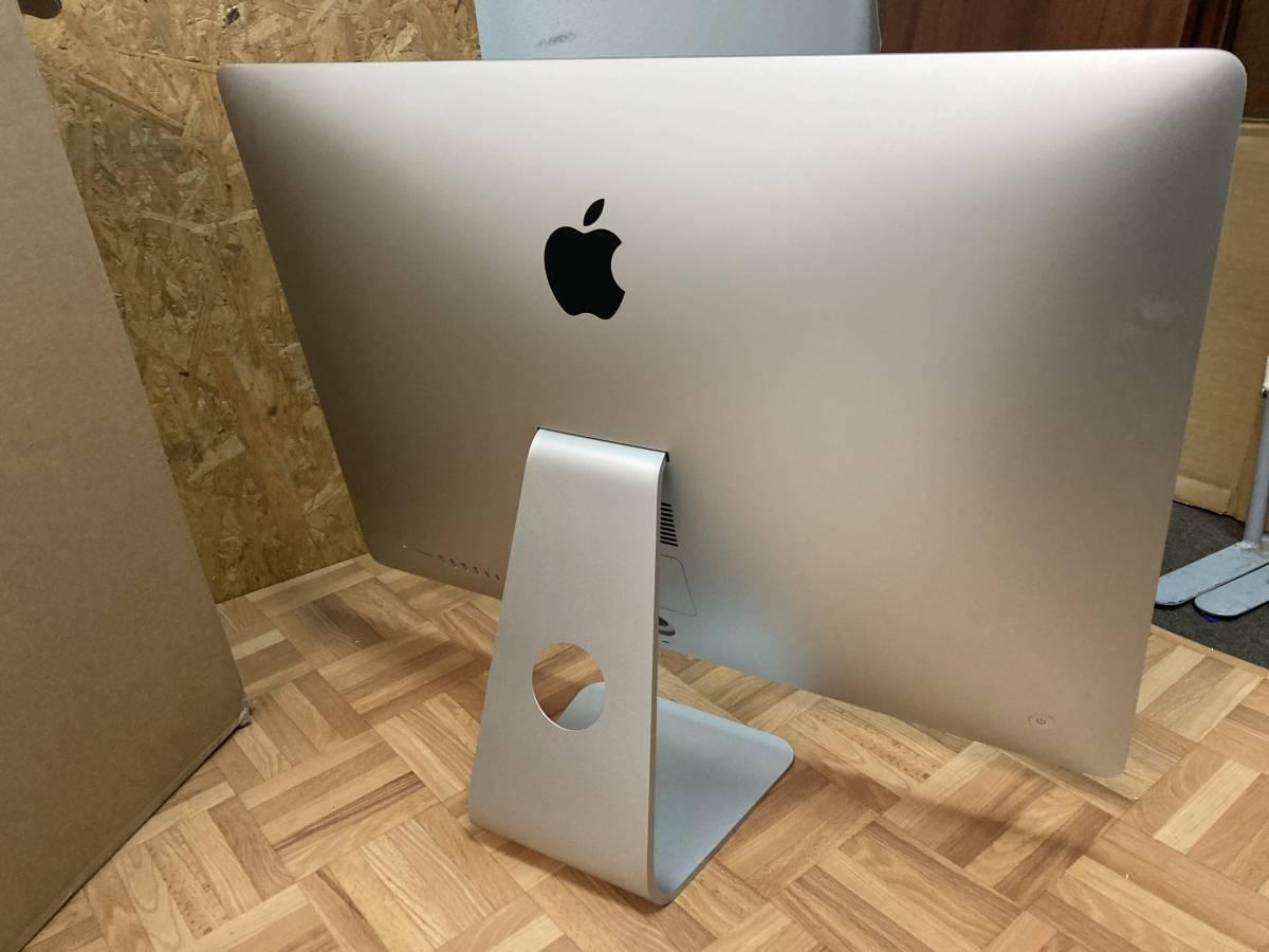 美品 Apple iMac (Retina 5K, 27インチ, 2017) デスクトップPC Catalina 4,2GHz i7 メモリ:32GB ⑦_画像3