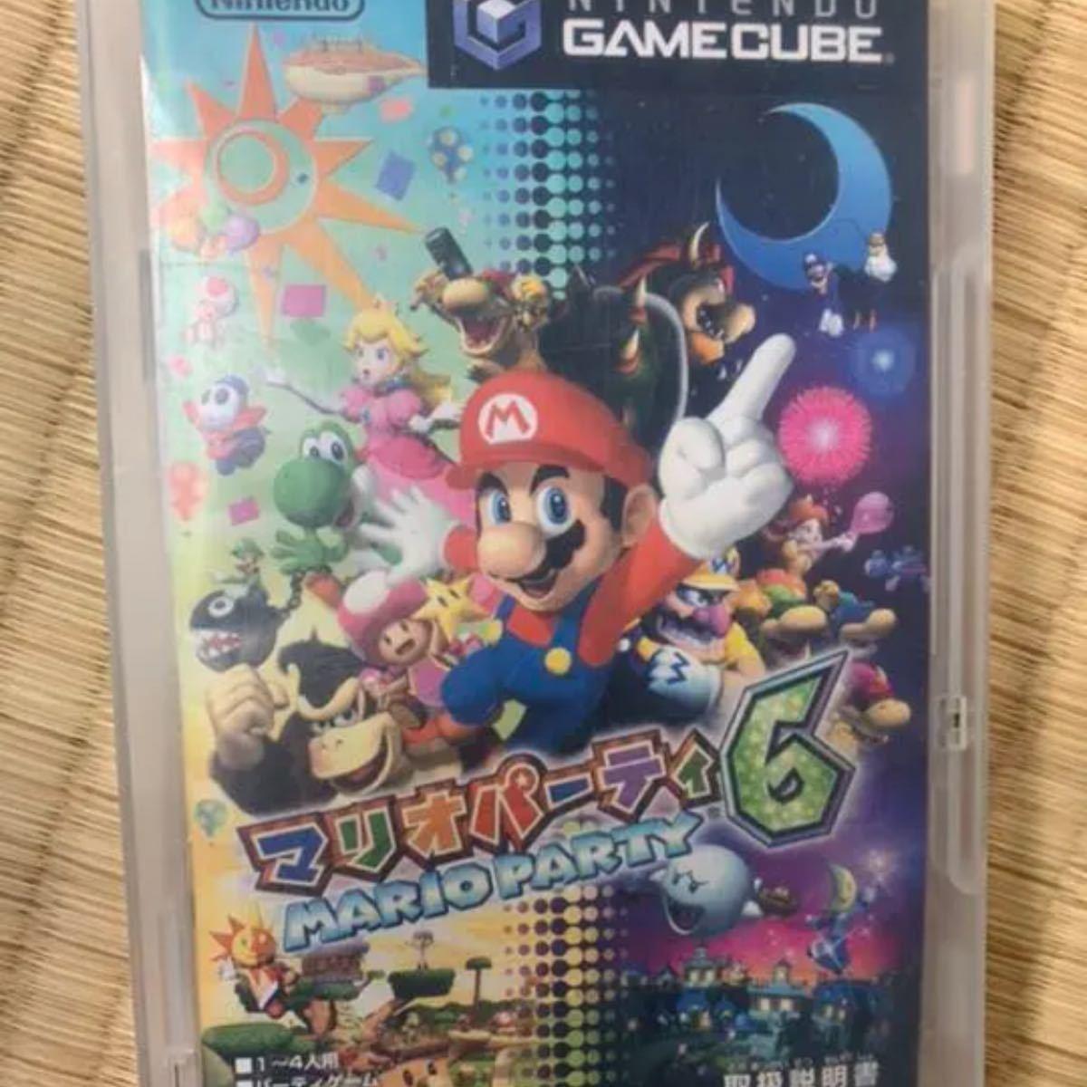 マリオパーティ6 ゲームキューブ