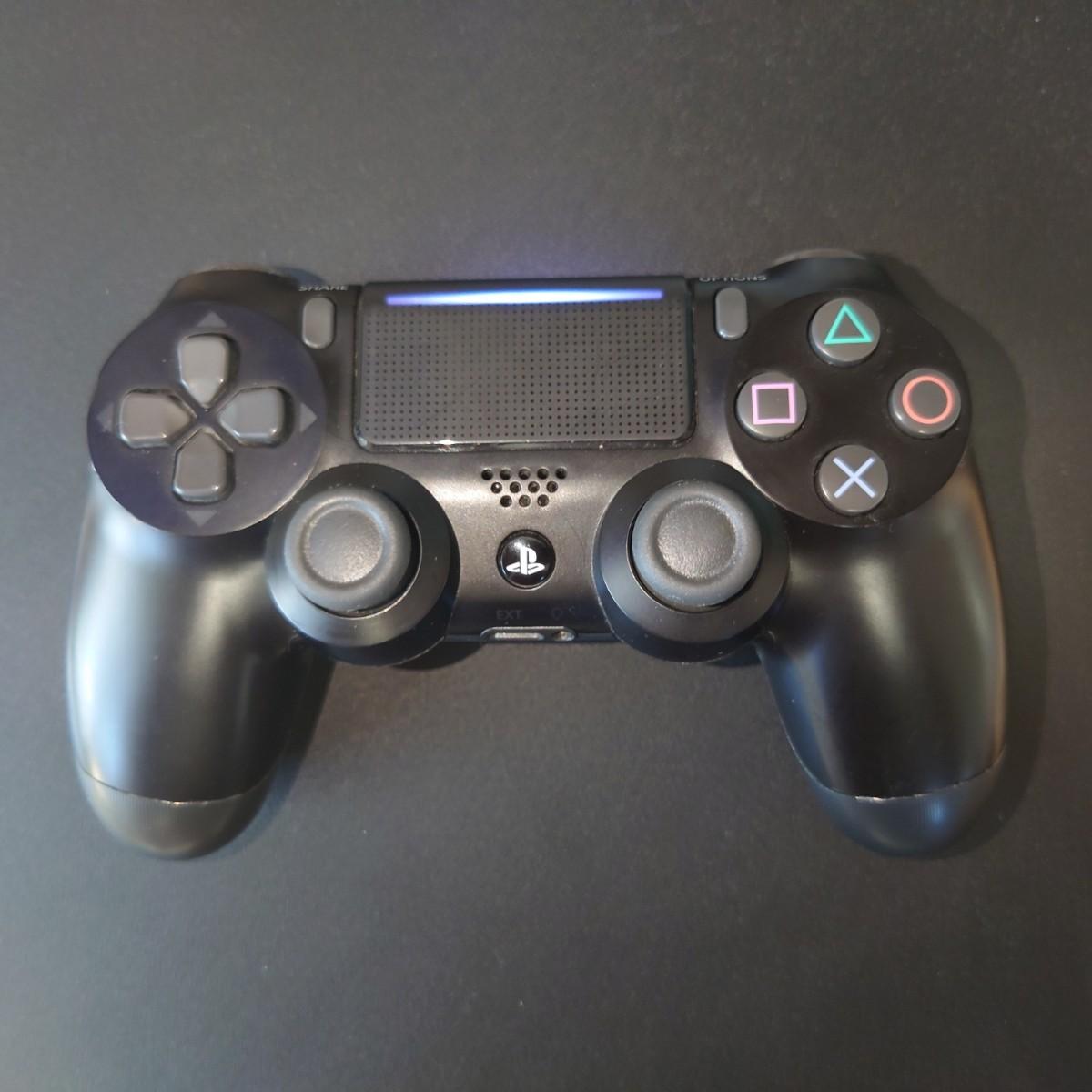 PlayStation4  ジェットブラック 500GB ソフト付き