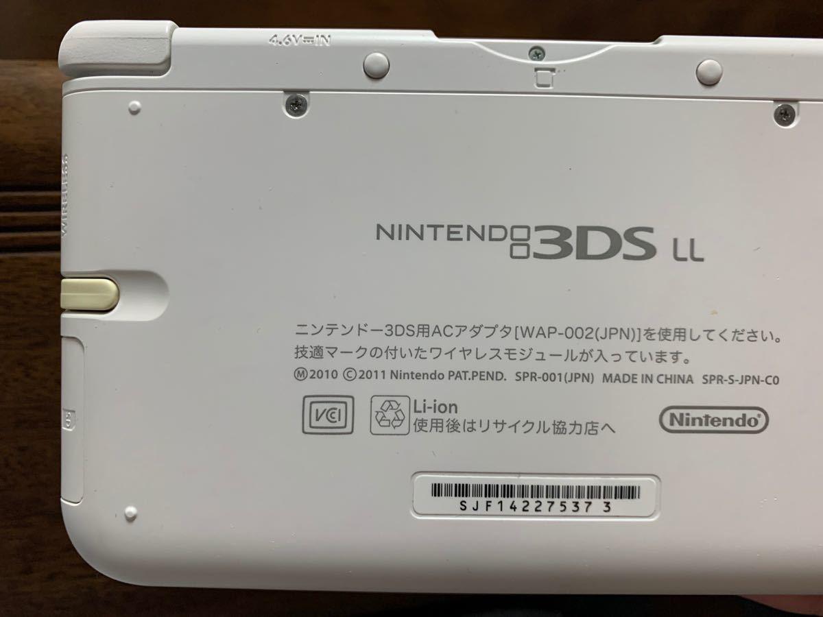 ニンテンドー3DS LL