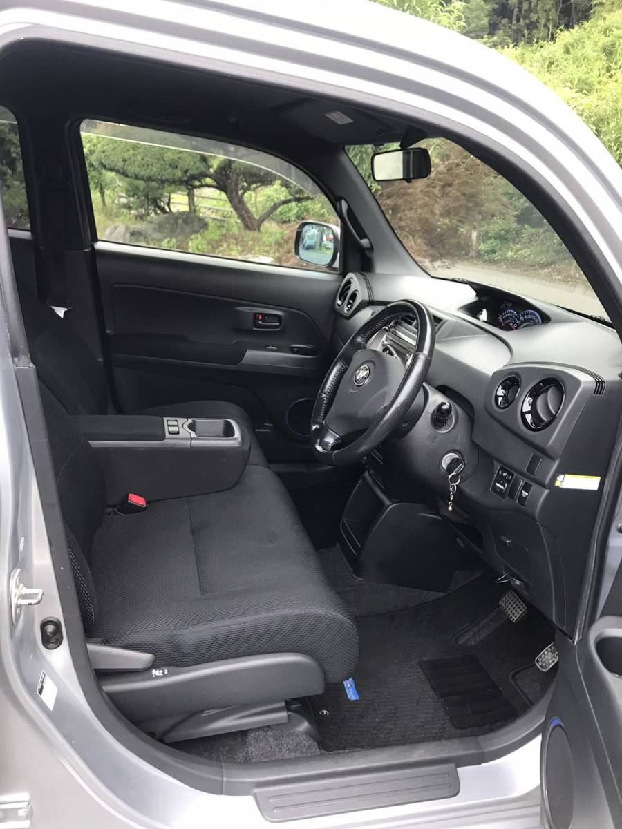 「トヨタbB Z Xバージョン QNC21」の画像3