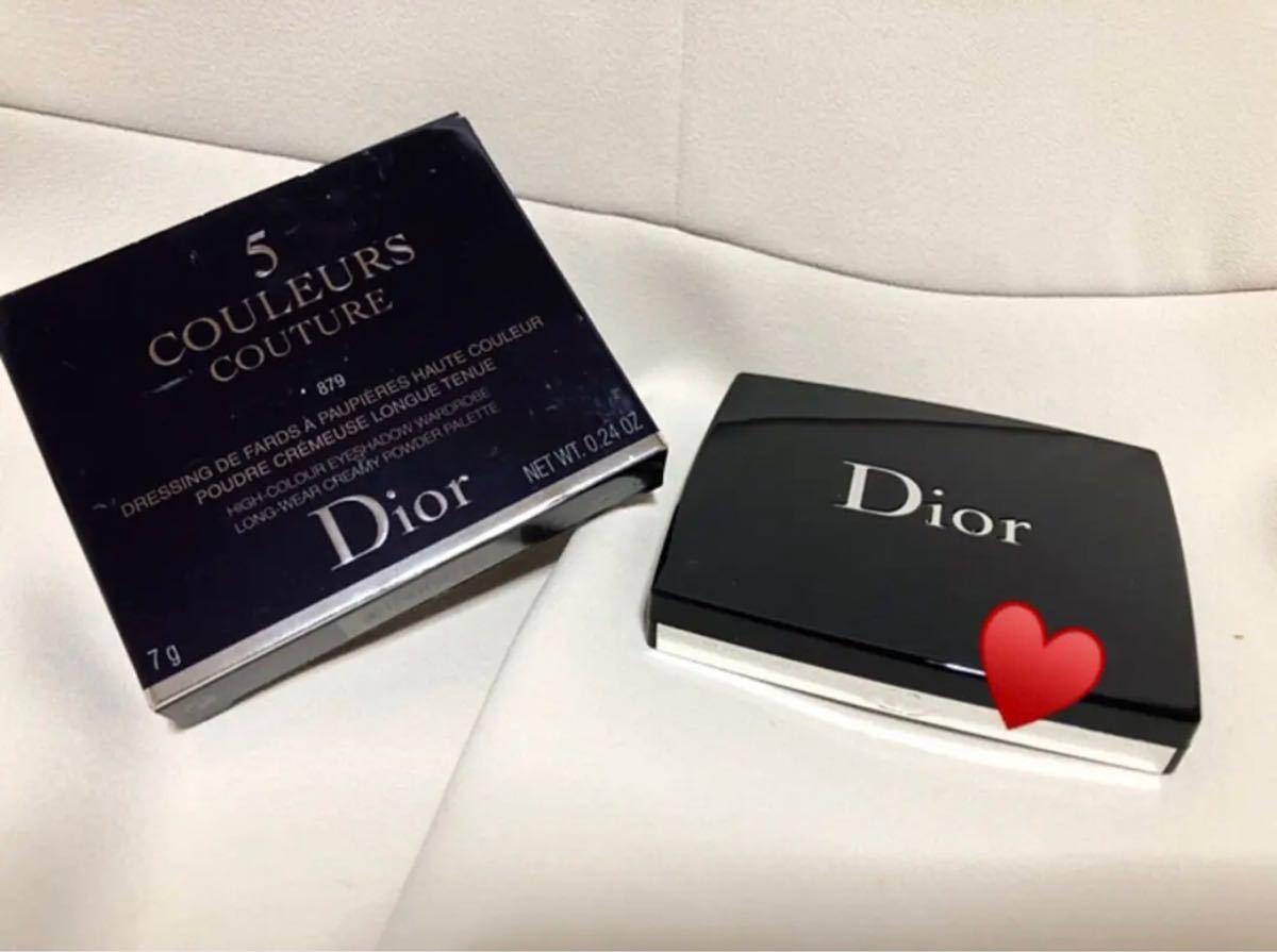 Dior ディオール サンク クルール  クチュール 879 アイシャドウ