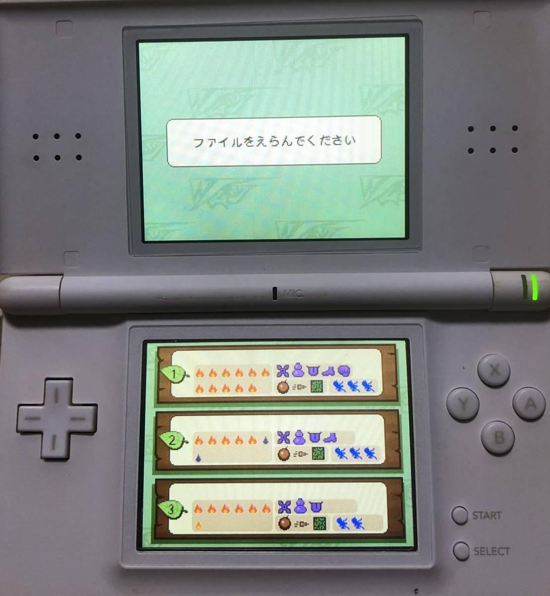 【動作確認画像有り】 DS 少年鬼忍伝 ツムジ ニンテンドーDS Nintendo ゲームソフト カセット アクション アドベンチャー