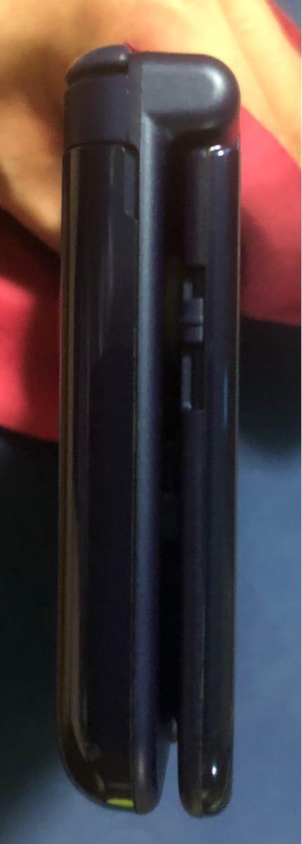 【動作良好】  Newニンテンドー3DS LL 本体 メタリックブルー NEW NINTENDO 3DS LL New3DSLL