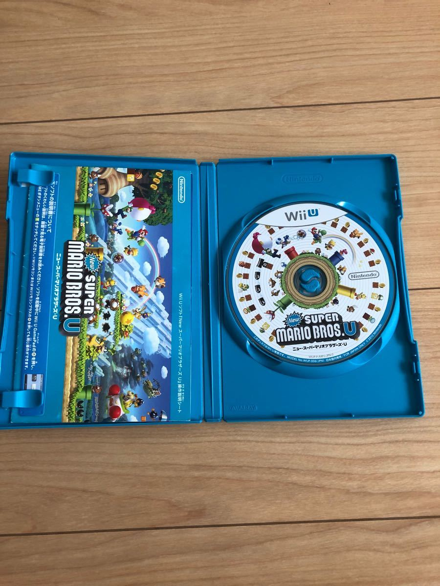 NewスーパーマリオブラザーズU WiiU 任天堂
