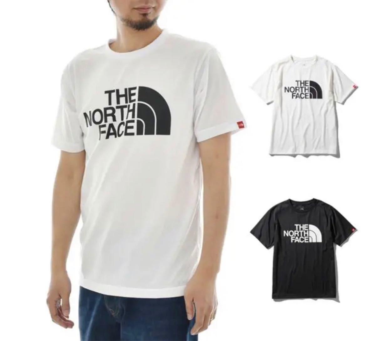 THE NORTH FACE ロゴTシャツ ザノースフェイス ビッグロゴ 半袖Tシャツ