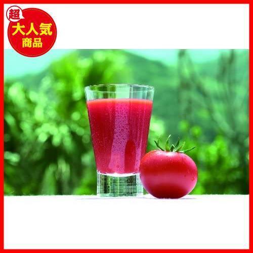 カゴメ トマトジュース(低塩) 1L [機能性表示食品]×6本_画像2