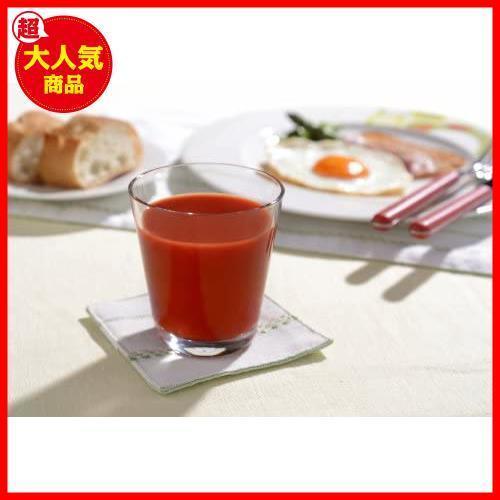 カゴメ トマトジュース(低塩) 1L [機能性表示食品]×6本_画像3