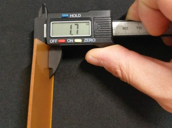 レザークラフト用 自作刻印 レタープレス 紫外線硬化樹脂版 刻印に! 送料込_画像2