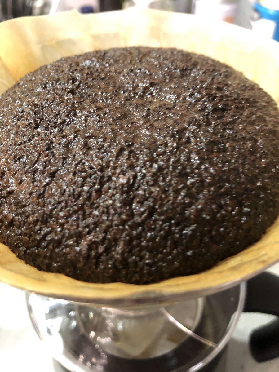 アイスカフェ・ラテ用 フレンチローストコーヒー豆 100g×2袋 オーダー焙煎珈琲豆 送料無料 お試し用_画像4