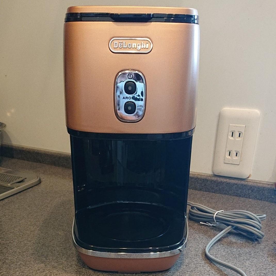 デロンギ  ICM1011J  ドリップコーヒーメーカー