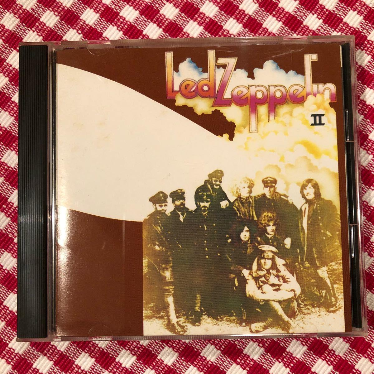 LED ZEPPELIN(レッド・ツェッペリン) CD