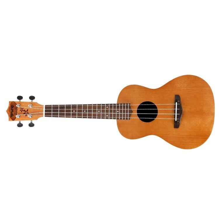 23インチ マホガニー ハワイアン コンサートウクレレ ウクレレ キット 4弦 スモールギター ギター 楽器 ギフト_画像5