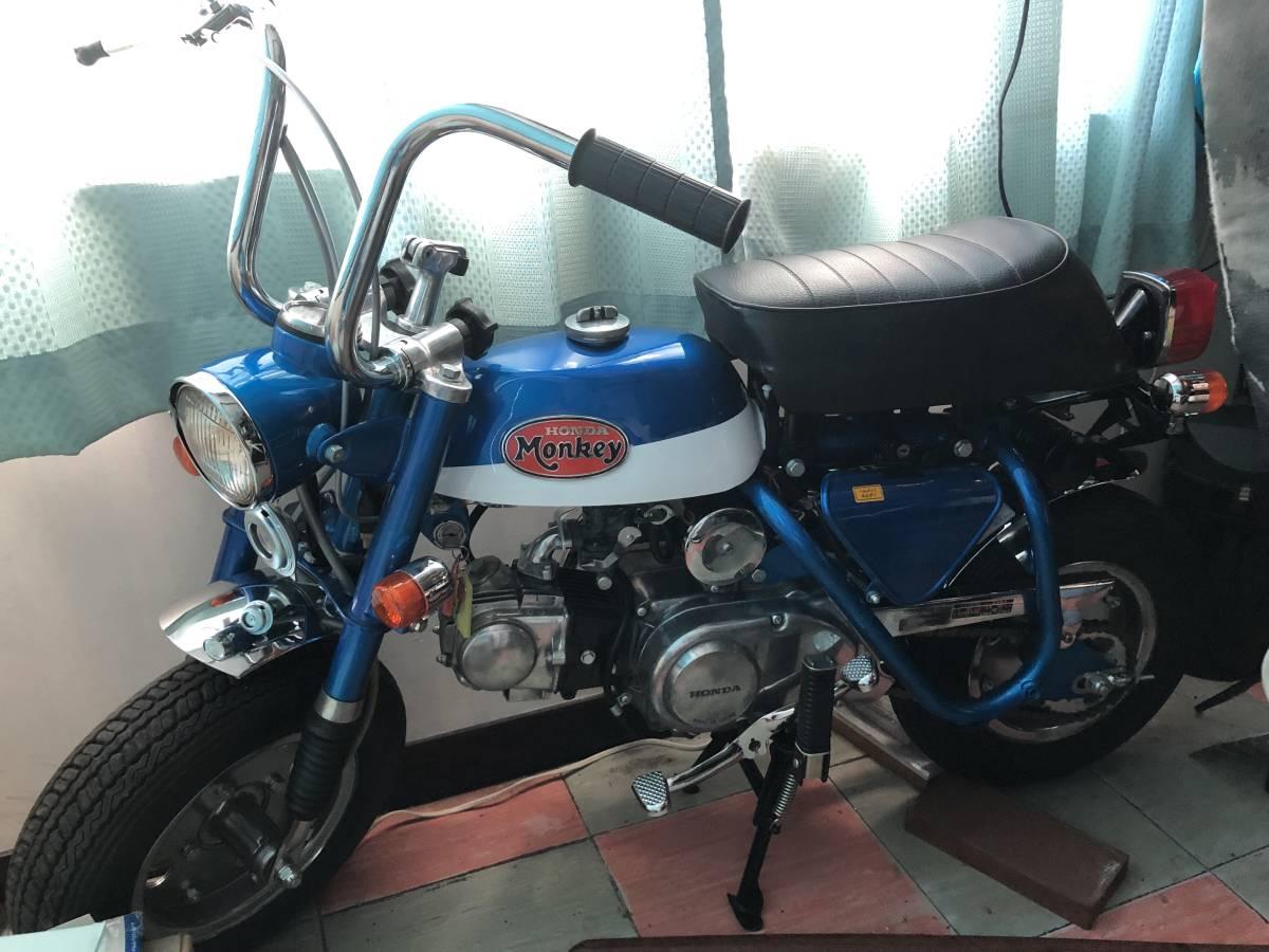 「◆モンキー Z50A Z50Z」の画像1