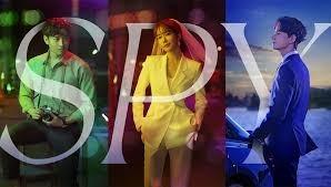 韓国ドラマ ◆私を愛したスパイ◆ DVD全話 レーベル印刷有り