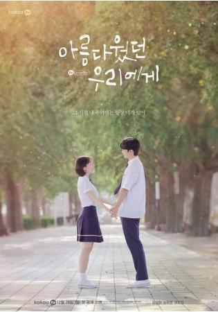 韓国ドラマ ◆美しかった私たちへ◆ DVD全話 レーベル有り