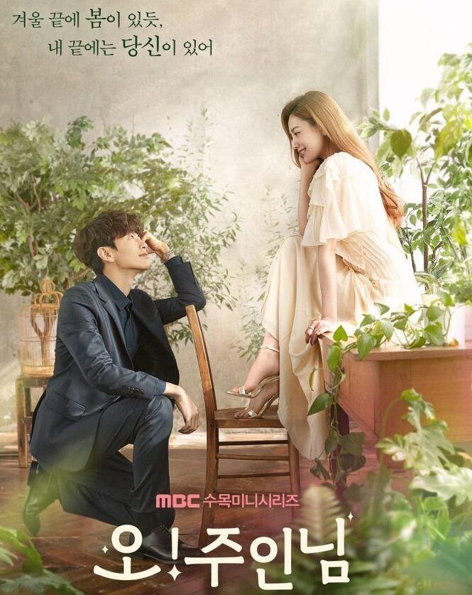 韓国ドラマ ◆oh!  ご主人様◆ DVD全話 レーベル印刷有り
