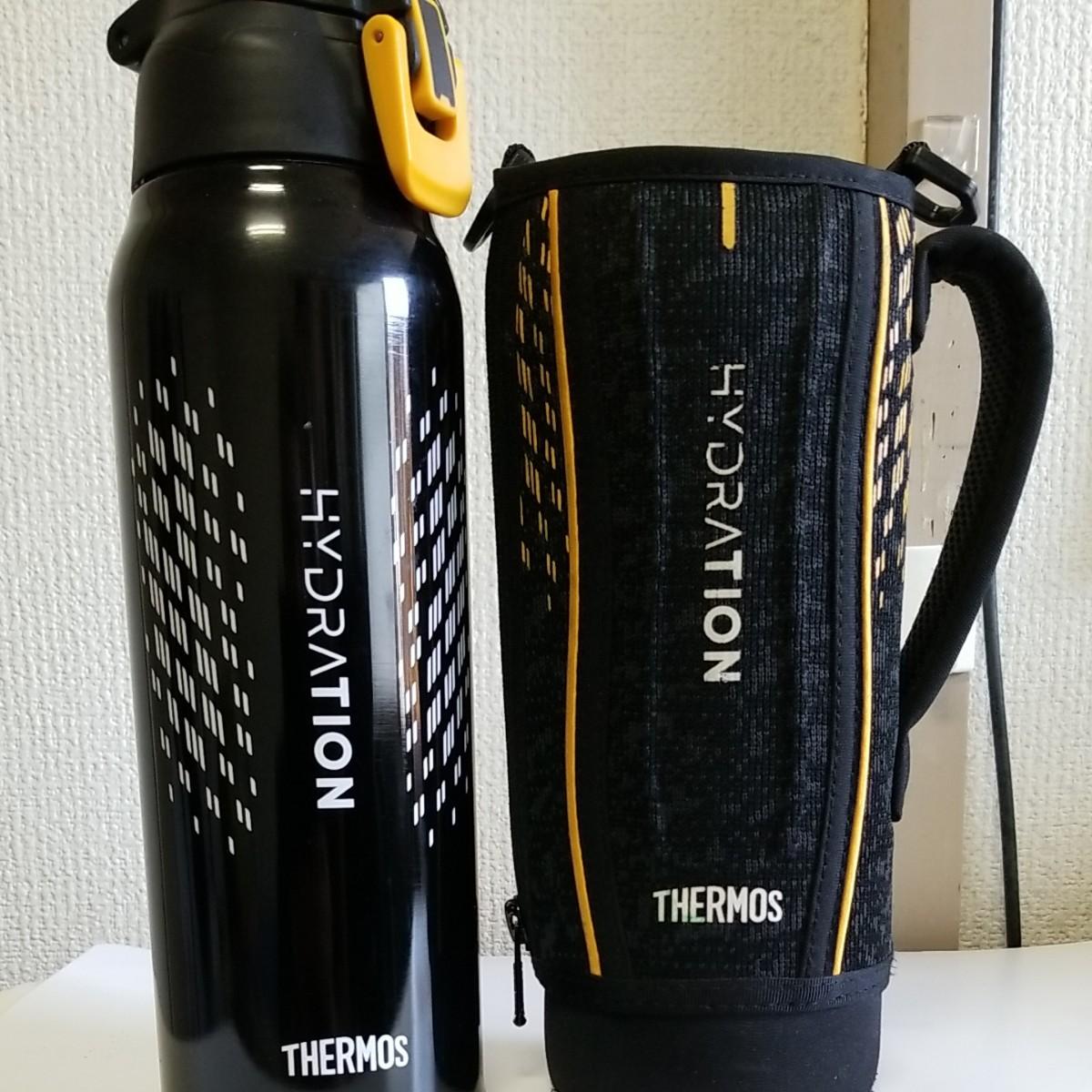 サーモス 真空断熱 スポーツボトル1.0L 今月末まで出品します