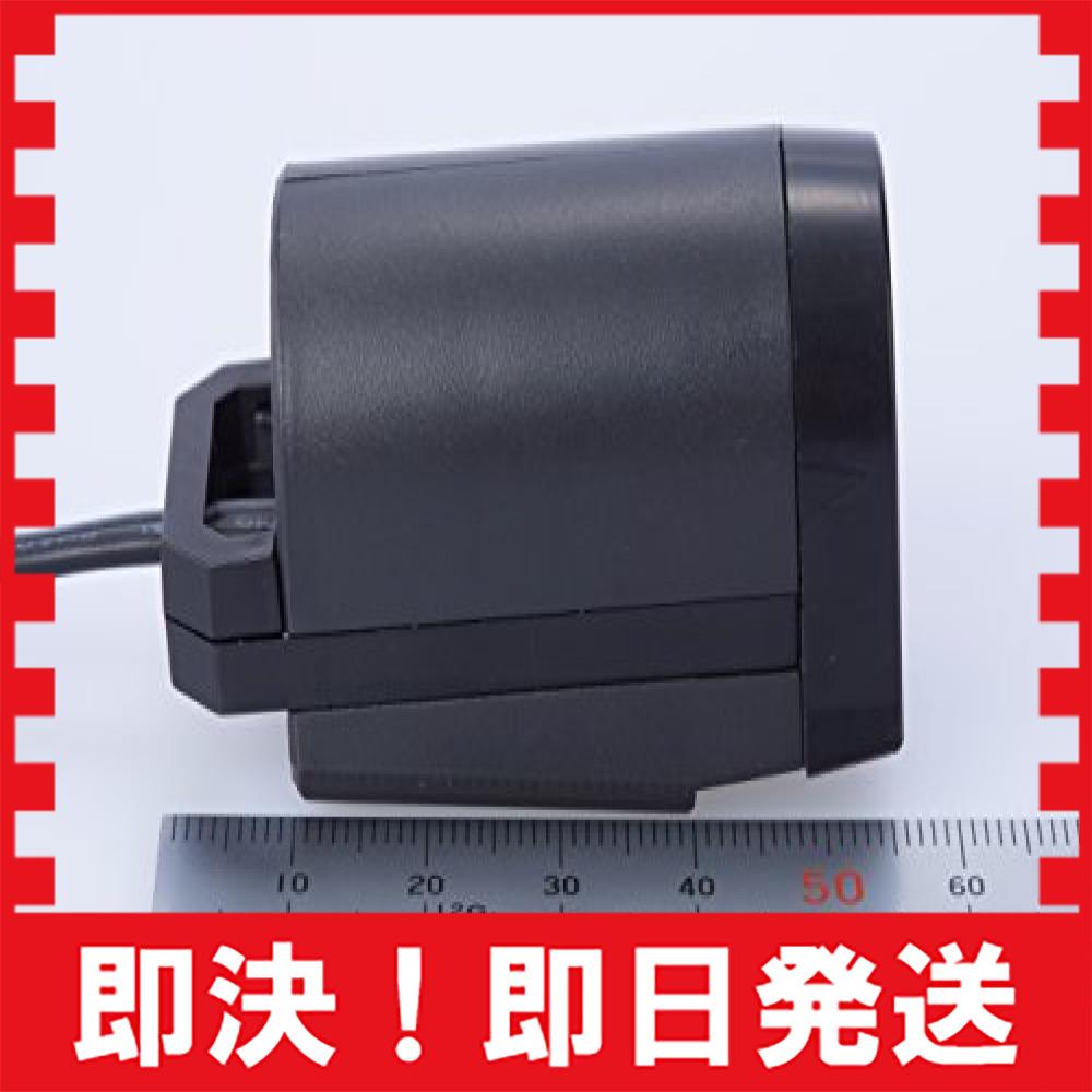電源ソケット(貼り付けタイプ)/12V80W・24V80W エーモン 電源ソケット DC12V/24V80W以下 貼り付けタイプ_画像5