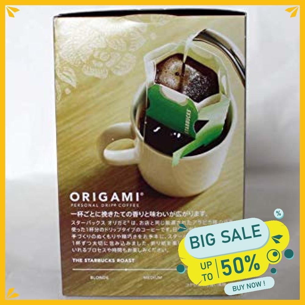 【新品】スターバックス オリガミドリップコーヒー カフェベロナ 6個_画像4