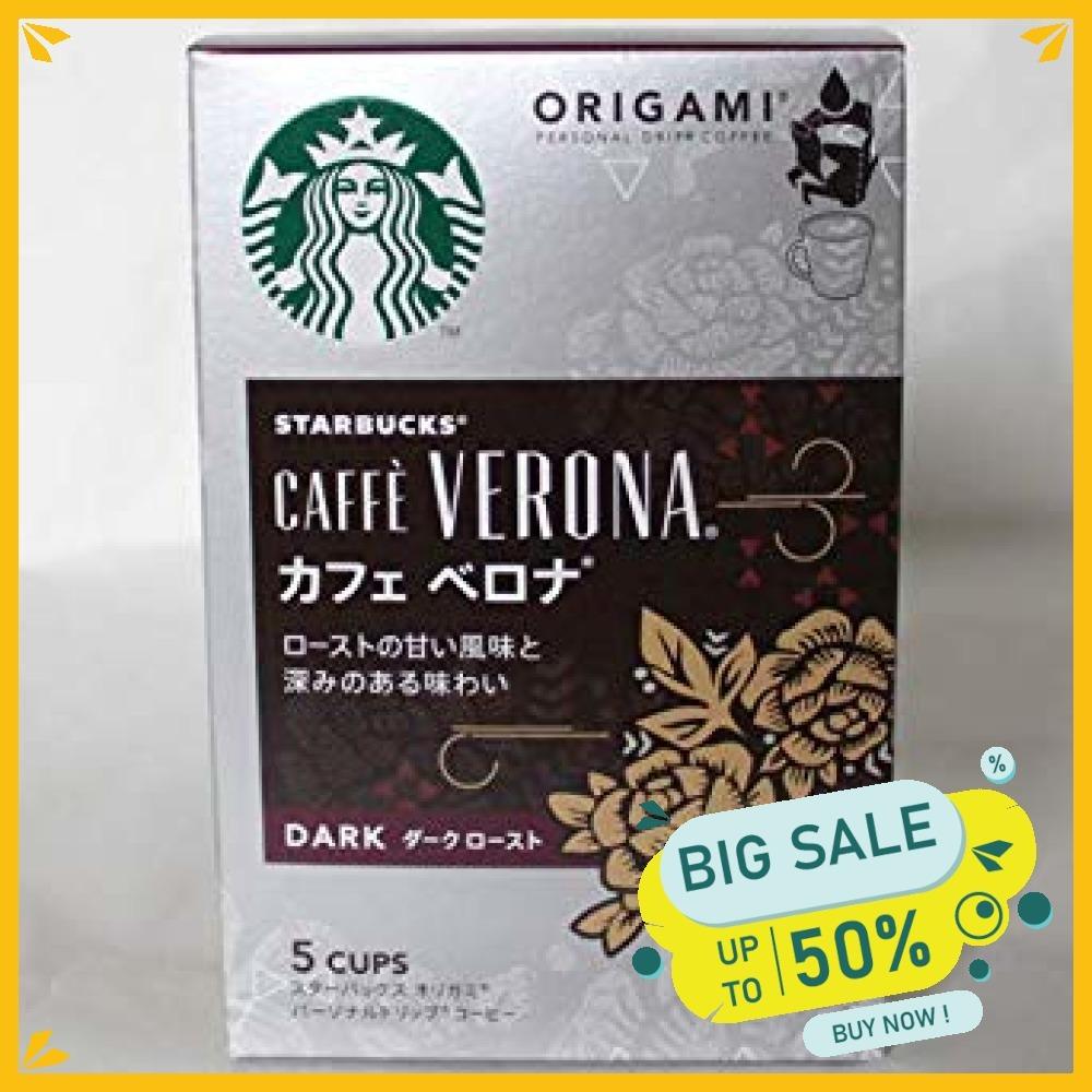 【新品】スターバックス オリガミドリップコーヒー カフェベロナ 6個_画像2