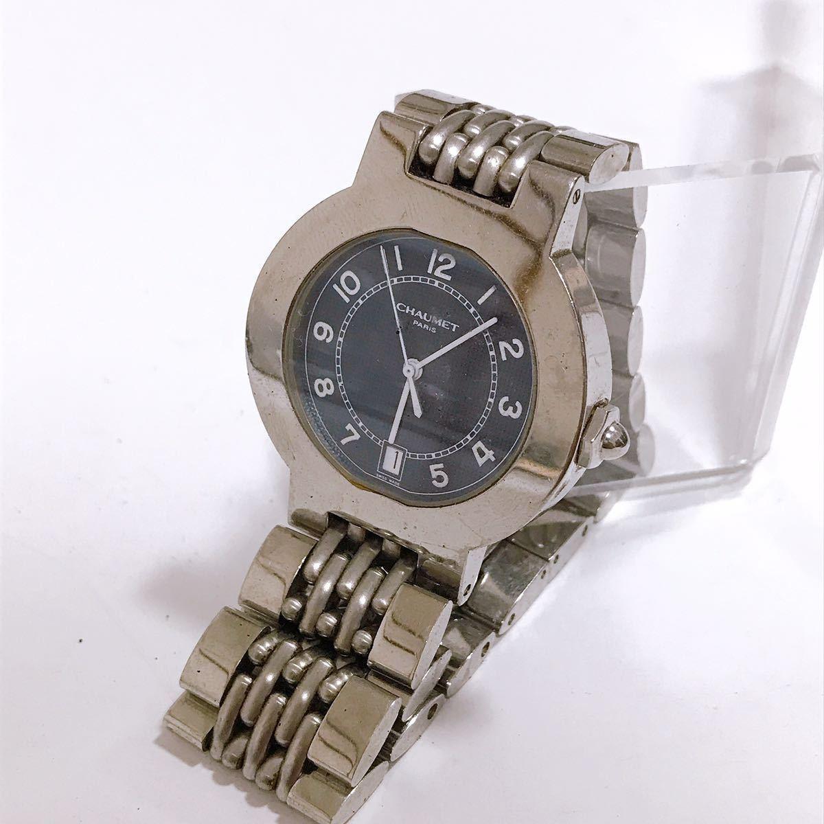 【ジャンク品】ショーメ CHAUMET PARIS 腕時計 メンズ レディース ユニセックス_画像1