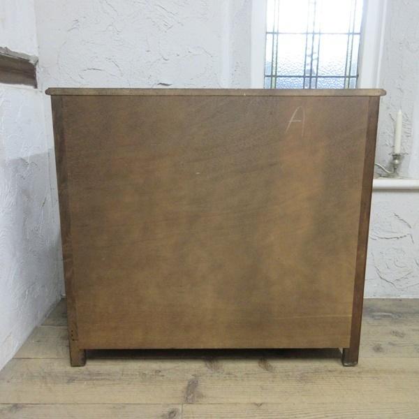 イギリス アンティーク 家具 サイドボード キャビネット 飾り棚 花台 収納 店舗什器 木製 オーク 英国 SIDEBOARD 6027c_画像8