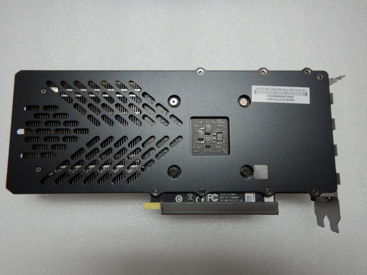【サイコム】 Manli NVIDIA RTX3060 12GB GDDR6 192-bit (GeForce RTX3060) @ M0713E_画像4