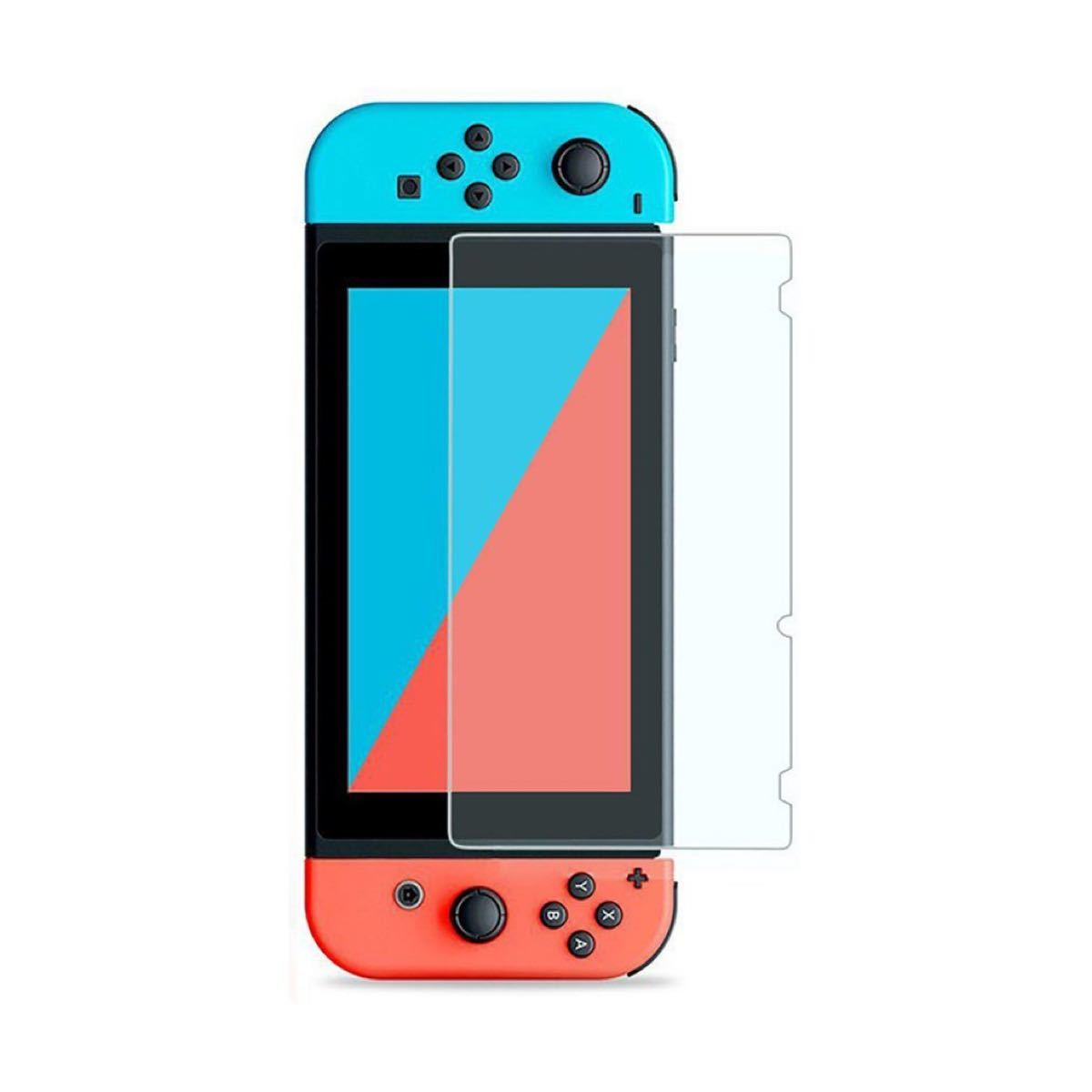 Nintendo Switch 保護フィルム ニンテンドースイッチ 強化ガラス 任天堂 任天堂スイッチ Nintendo