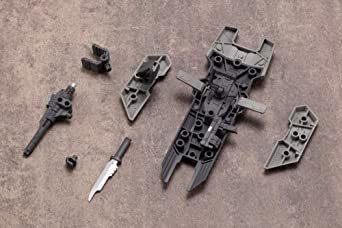 【SALE中!】M.S.G モデリングサポートグッズ ウェポンユニット10 マルチプルシールド 全長約117mm NONスケール_画像3