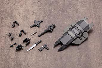 【SALE中!】M.S.G モデリングサポートグッズ ウェポンユニット10 マルチプルシールド 全長約117mm NONスケール_画像8