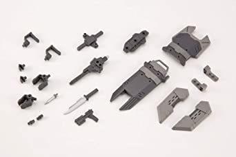 【SALE中!】M.S.G モデリングサポートグッズ ウェポンユニット10 マルチプルシールド 全長約117mm NONスケール_画像2