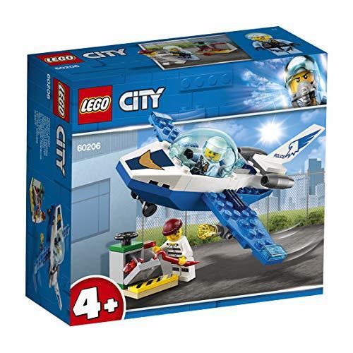 【SALE中!】レゴ(LEGO) シティ ジェットパトロール 60206 ブロック おもちゃ 男の子_画像9