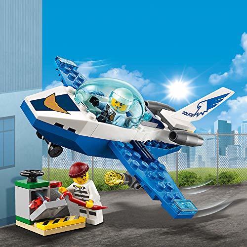 【SALE中!】レゴ(LEGO) シティ ジェットパトロール 60206 ブロック おもちゃ 男の子_画像3