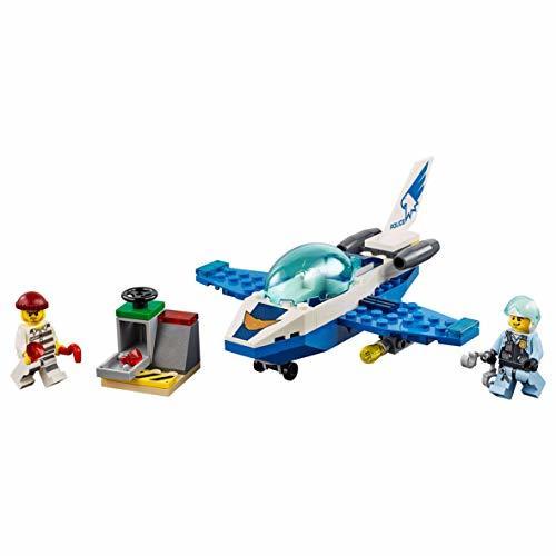 【SALE中!】レゴ(LEGO) シティ ジェットパトロール 60206 ブロック おもちゃ 男の子_画像4