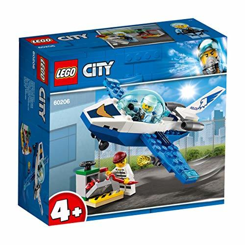 【SALE中!】レゴ(LEGO) シティ ジェットパトロール 60206 ブロック おもちゃ 男の子_画像10
