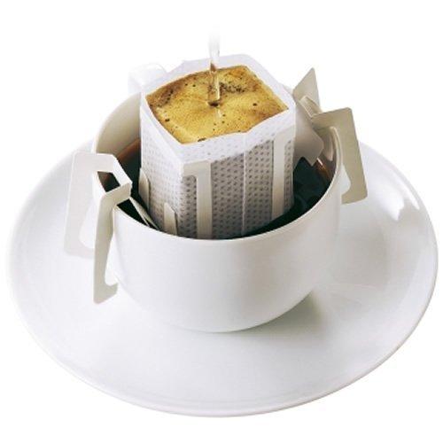 【SALE中!】UCC 職人の珈琲 ドリップコーヒー あまい香りのモカブレンド 50杯 350g_画像1