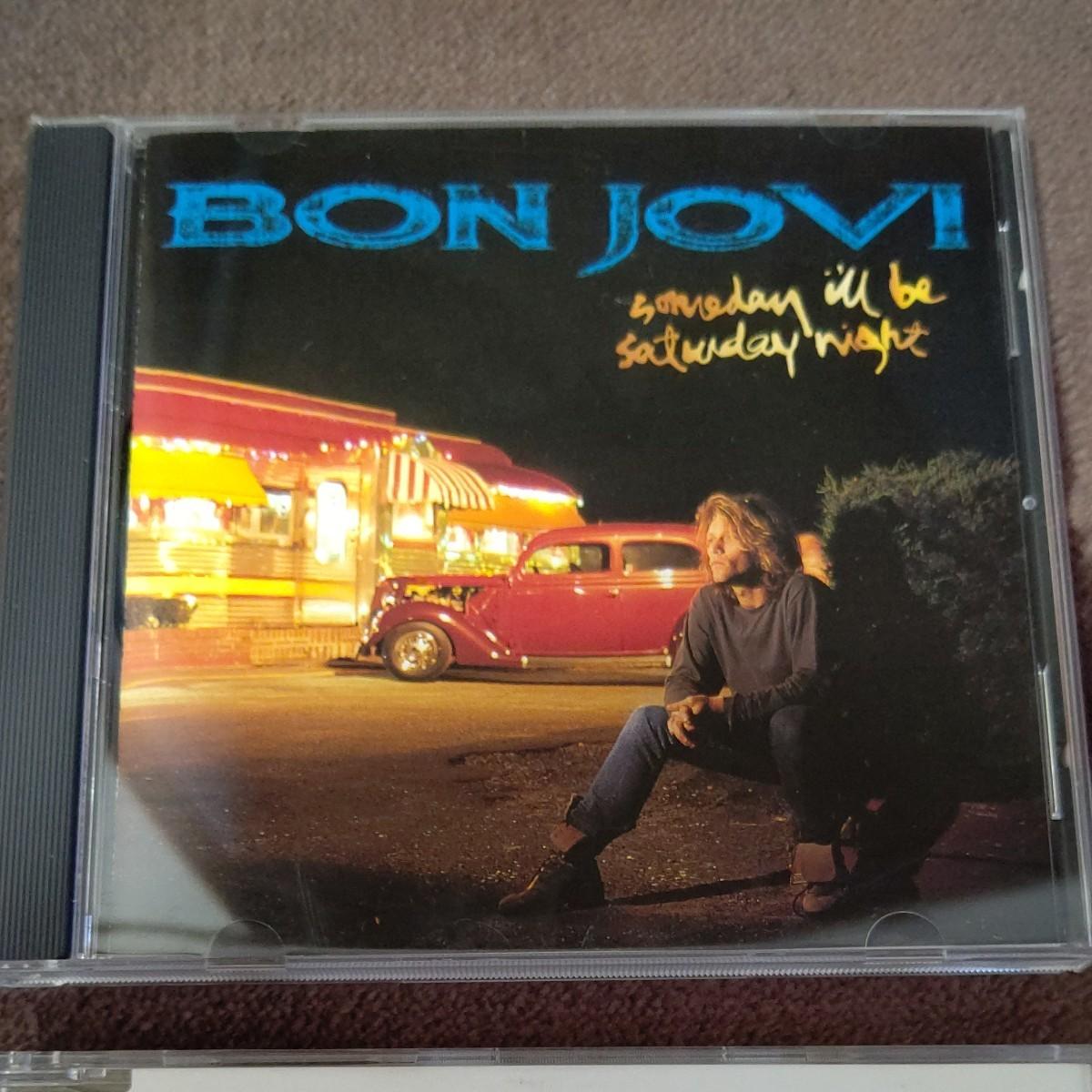 BON JOVI  ボン・ジョヴィ CD 4枚セット HAVE A NICE DAY