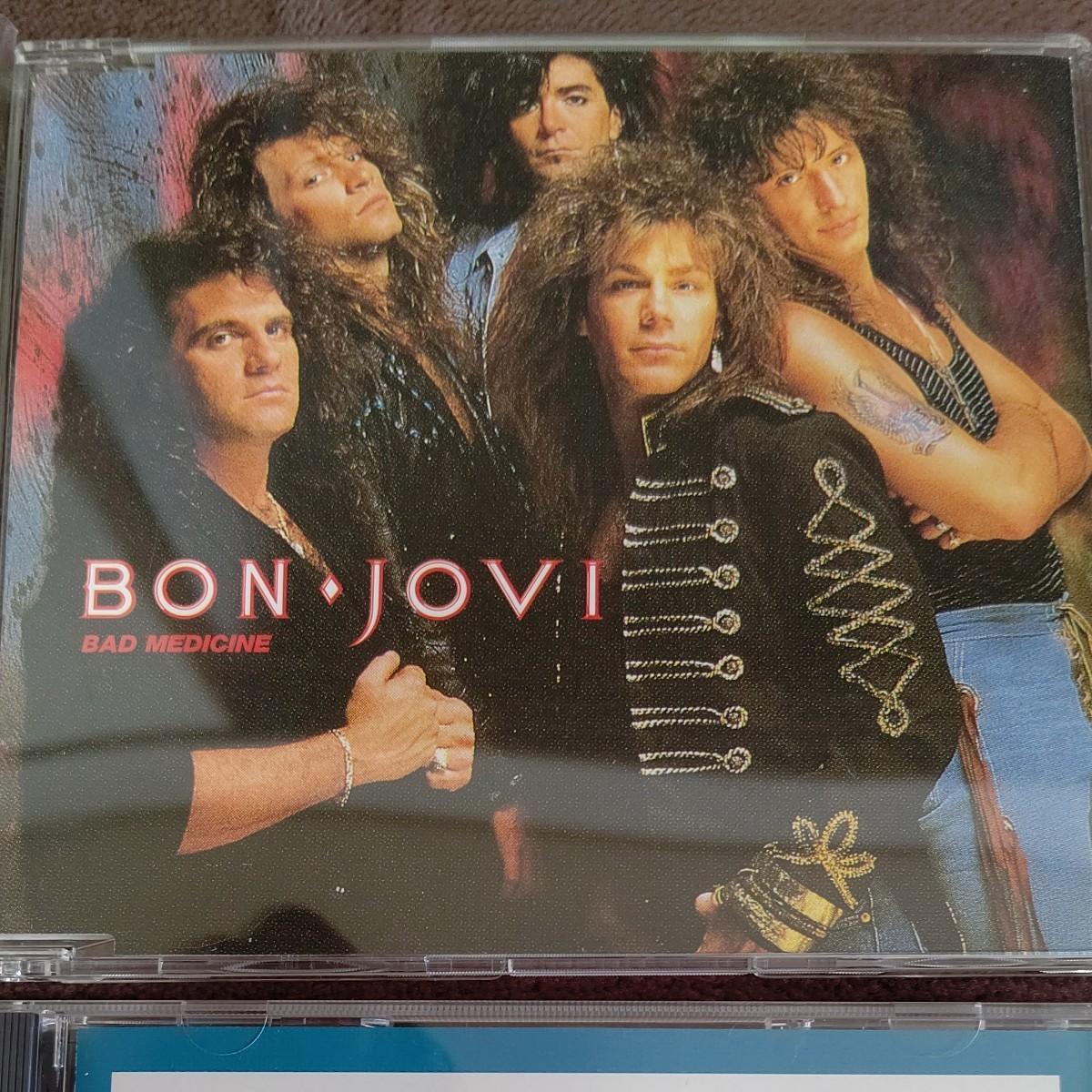 BON JOVI ボン・ジョヴィ CD 4枚セット  THESE DAYS