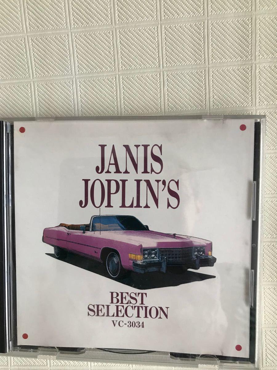 BEST SELECTION VC-3034  / JANIS JOPLIN'S