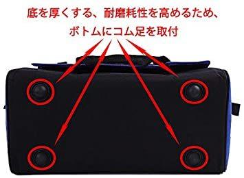 大口工具袋-34A ZMAYA STAR 電工キャンバスバック ツールバッグ 電工用 工具差し 工具袋 大口収納 ウエストバッ_画像6