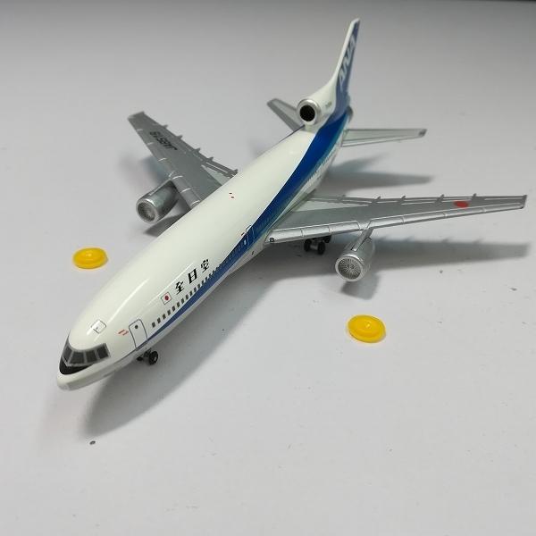 mR903a [人気] ブルーボックス 1/400 ANA 全日空 ロッキード L-1011-385-1 トライスター JA8519   ダイキャスト模型・モデル V_画像5