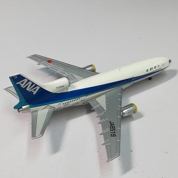 mR903a [人気] ブルーボックス 1/400 ANA 全日空 ロッキード L-1011-385-1 トライスター JA8519   ダイキャスト模型・モデル V_画像4