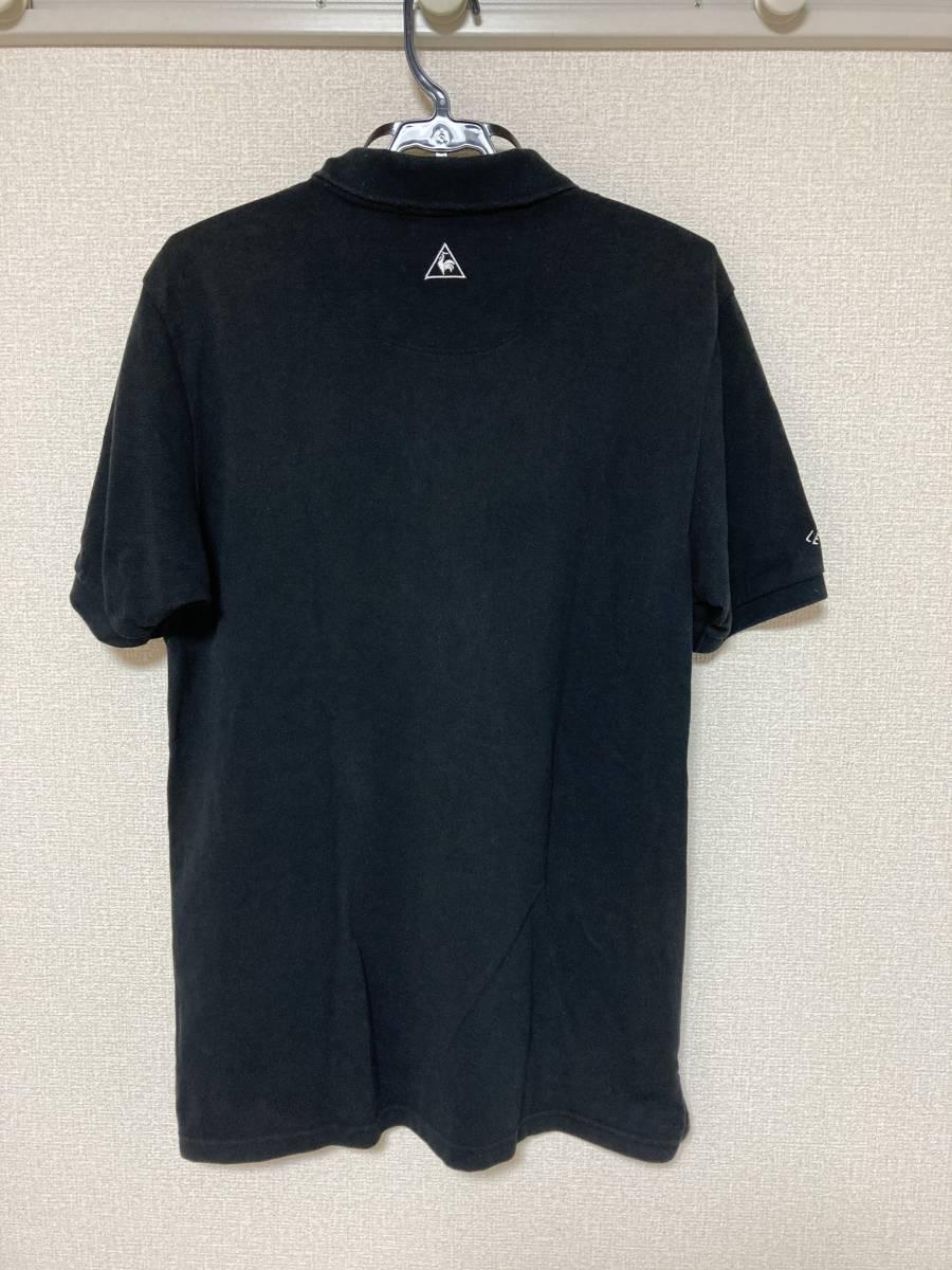 lecoq sportif ポロシャツ Lサイズ ルコック    ゴルフ _画像3