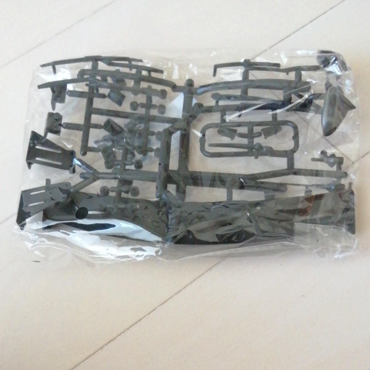 ラジコン 1/10 RC GTウイング リアスポイラー リアウイング パーツ ミラー ワイパー