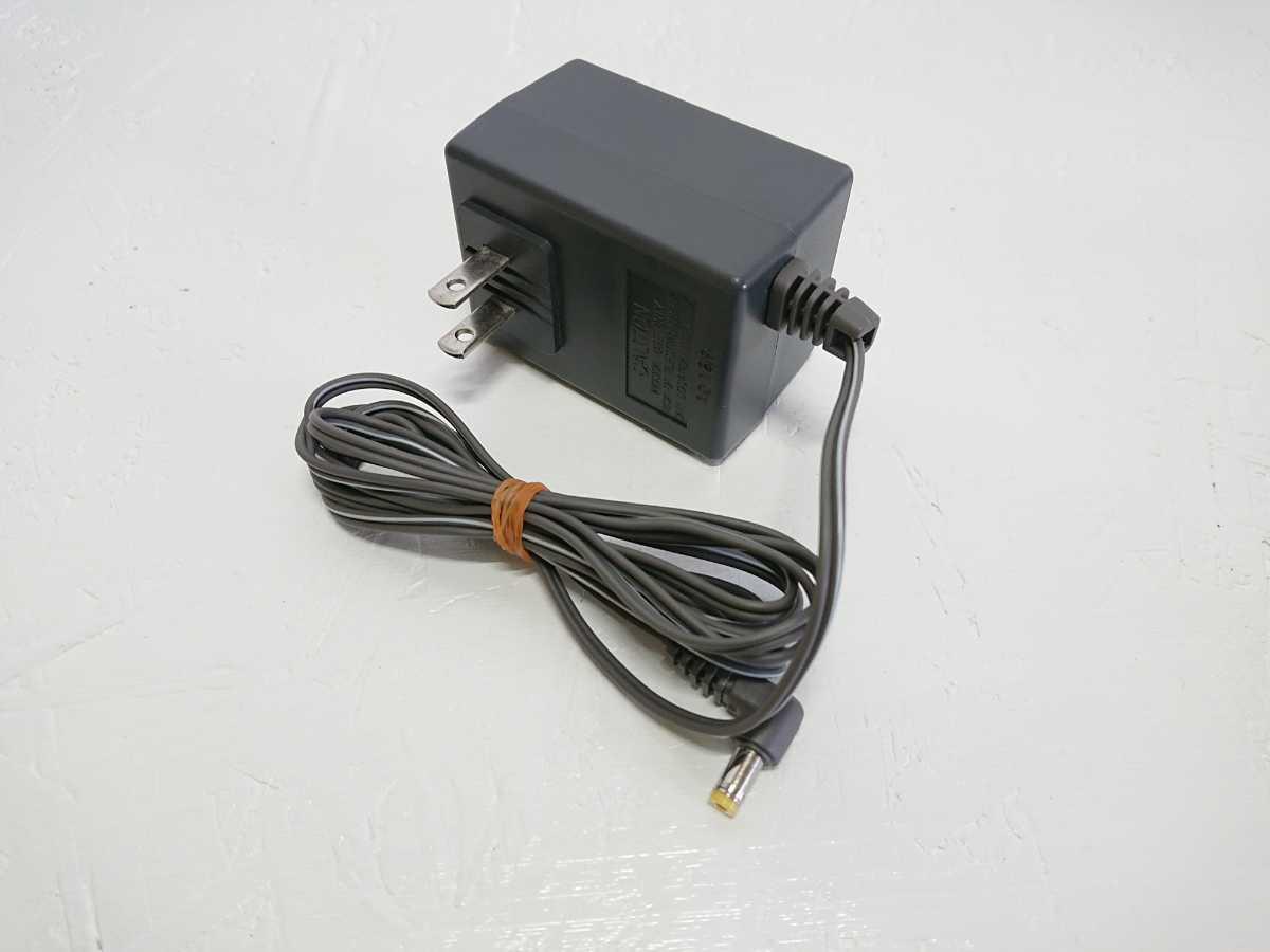 保証付き☆管理1356 Panasonic パナソニック (コードレス電話機VE-SV08子機充電台PQGT18390ZA他)用 ACアダプター PQLV207JP 6.5V 500mA_画像1