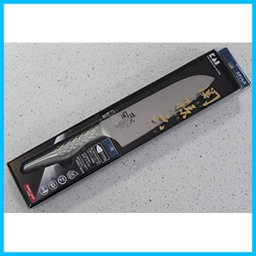 【大特価】AB5156 日本製 匠創 関孫六 KAI 貝印 165mm 三徳包丁_画像9