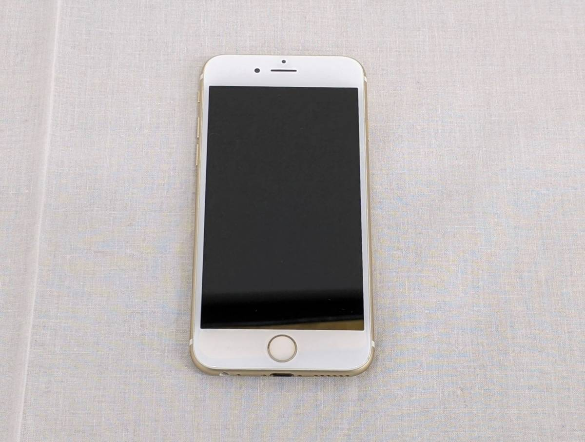  iPhone6s 32GB ゴールド MN112J/A A1688 IMEI:3594860802…