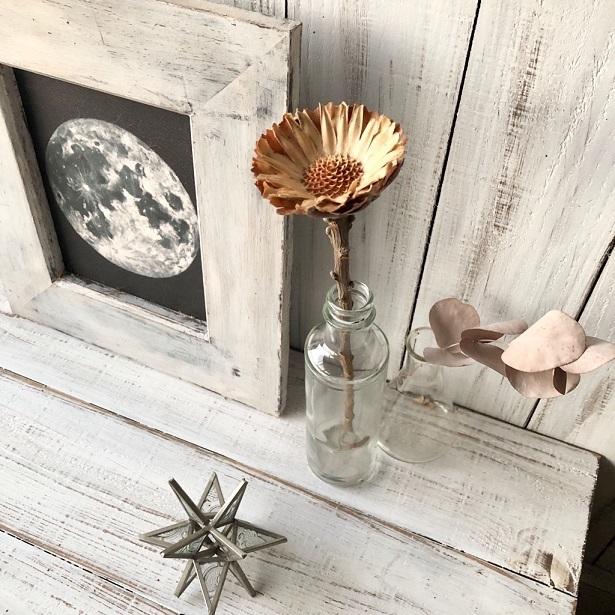 「コンパクター1本」 そのまま飾って可愛いドライフラワー 花材 インテリアやスワッグ 撮影小道具などに_画像4
