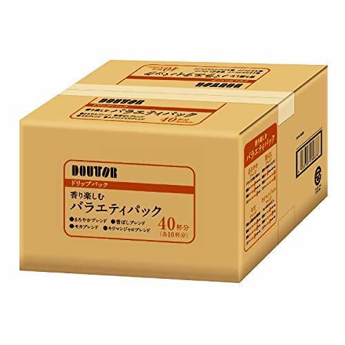 ◆残1個!◆色 ドリップパック ドトールコーヒー wZ18t 香り楽しむバラエティアソート 40杯分 40P_画像7